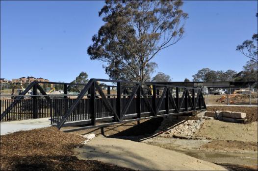 Blacktown Showground Bridge