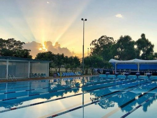 Dunlop Park Memorial Swimming Pool