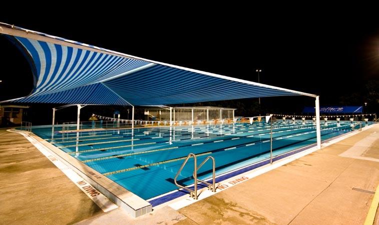 Dunlop park pool