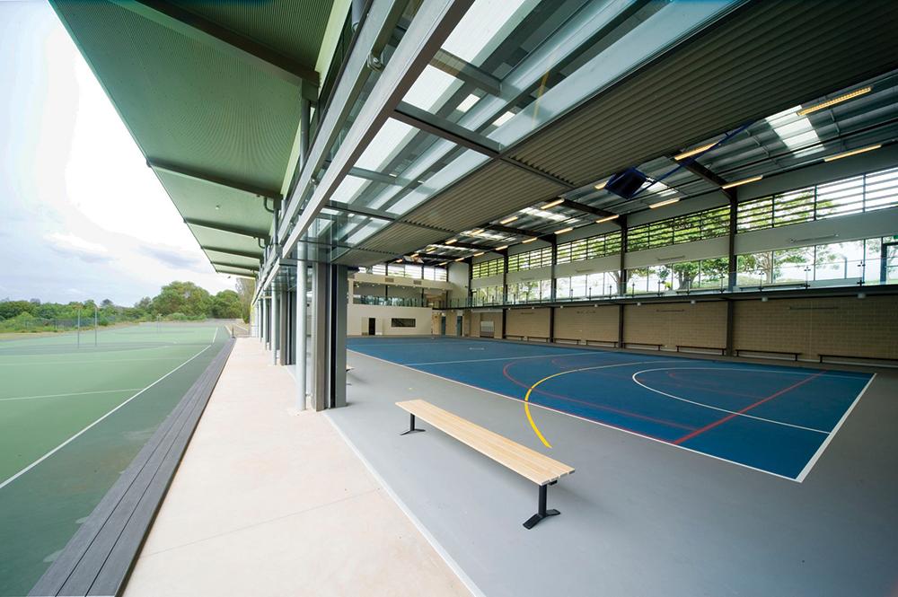 Marie Bashir Sports Centre