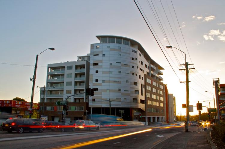 Parramatta Road, North Strathfield