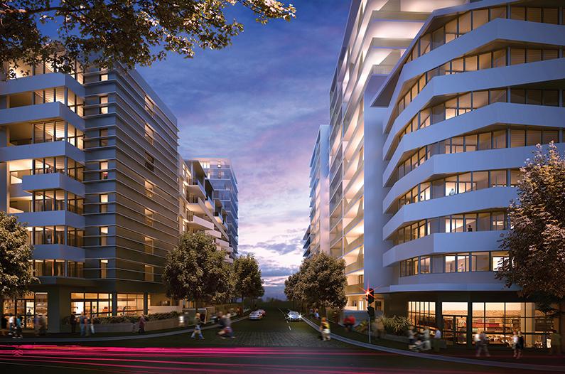 Parramatta-Road,-Homebush