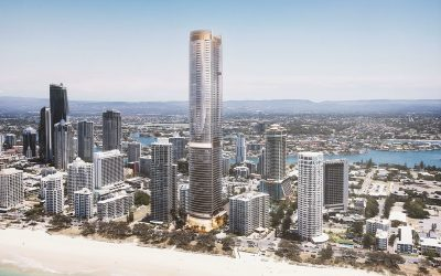Update on The Esplanade, Surfers Paradise