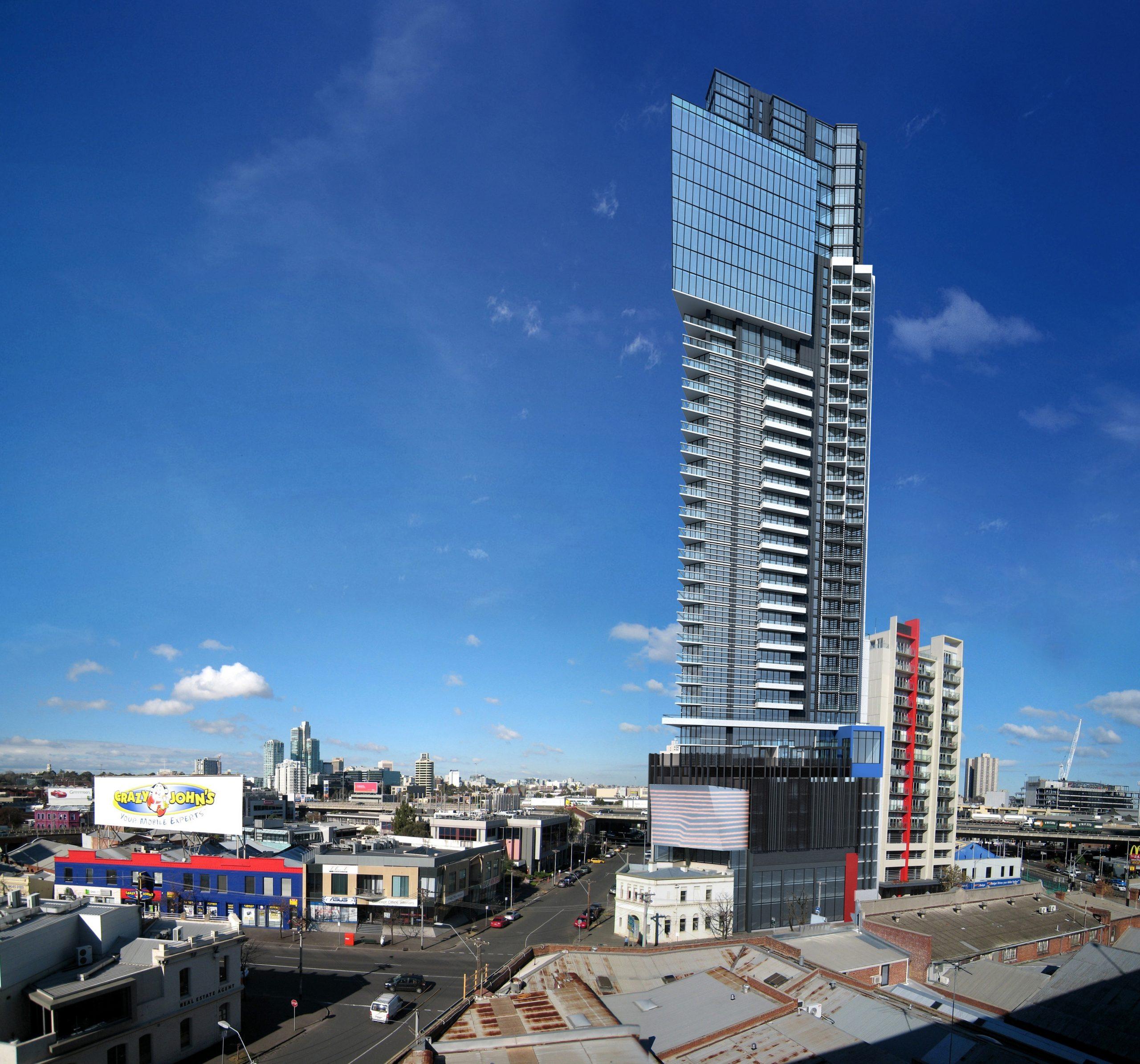 The Bank Apartments, Southbank