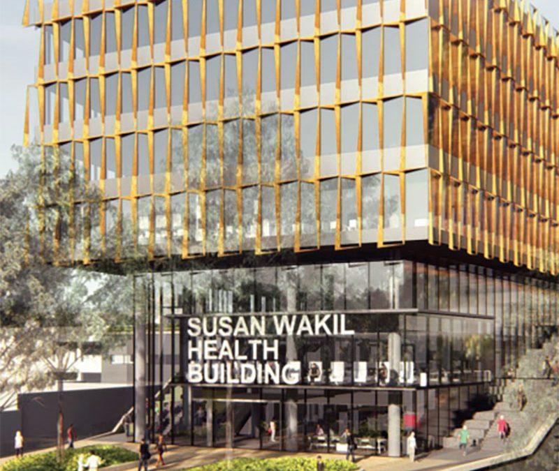 Susan Wakil Building, Sydney University