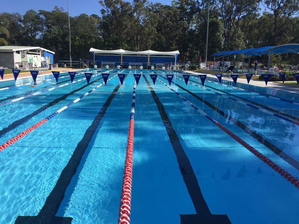 Yeronga Park Memorial Swimming Pool, Brisbane