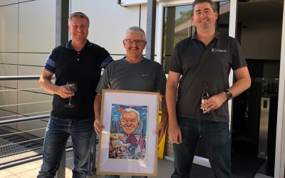 ABC farewells Kevin Sawyer