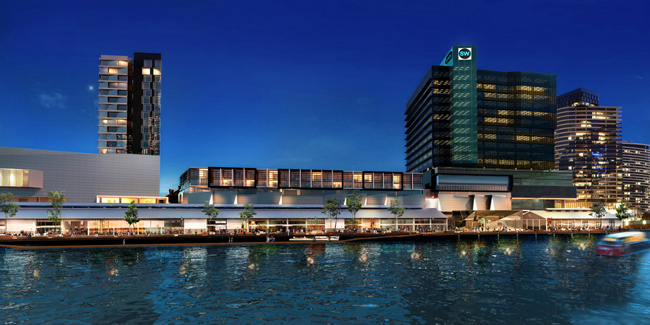 South Wharf Precinct, Melbourne