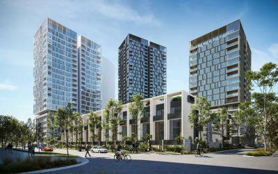 JQZ Lodges Plans for 579 Apartments in Parramatta